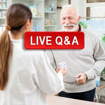 Live Q&A: Weighing the Evidence: A Pharmacy Approach to Stroke Prevention in Obese Patients with Non-Valvular Atrial Fibrillation