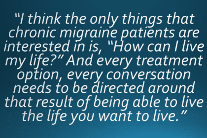 Education on the Treatment of Migraines