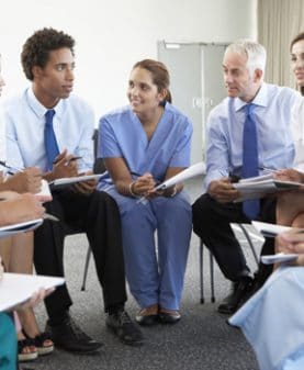 Nurses Earn Free CME Credits