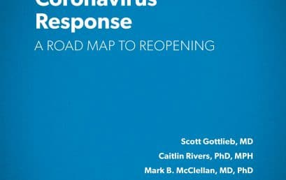 National Coronavirus Response: A Roadmap to Reopening