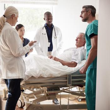 The Team, The Team, The Team: Creating a Short Bowel Syndrome Medical Neighborhood