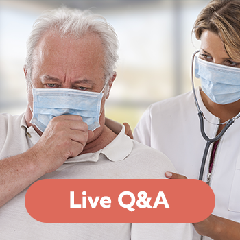 Live Q&A: The Epidemic Within the Pandemic: Managing Complications in Populations with Obesity