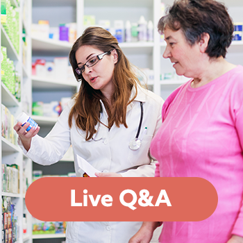 Live Q&A: The Pharmacist's Role in Improving Early Diagnosis for Patients with Chronic Cough