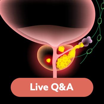 Live Q&A: Castration-Sensitive Prostate Cancer: Navigating the Current Diagnostic and Treatment Landscape